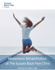 Movement Rehabilitation brochure